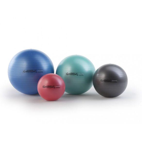 Fitball gimnasztika labda maxafe, 65 cm - banánzöld, ABS biztonsági