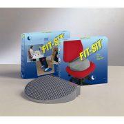 Fit Sit döntöttszögű ék alakú tartásjavító és egyensúlyozó párna ,