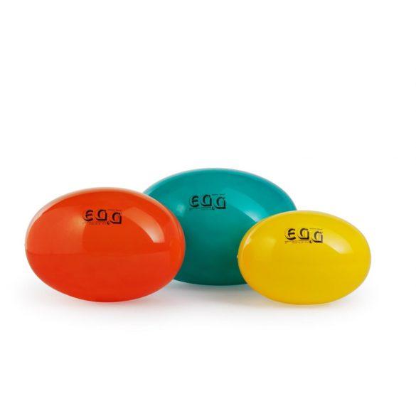 Eggball standard tojáslabda 55 cm, narancs színben