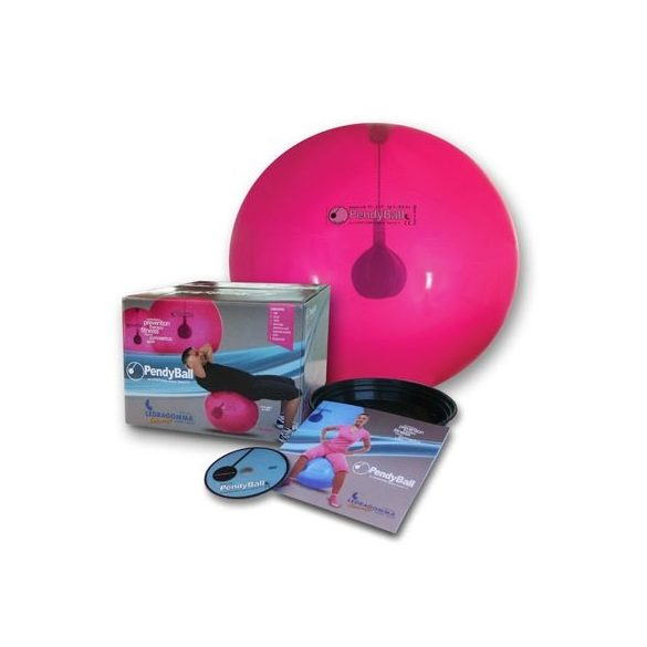 PendyBall 4 kg (pink) - 65 cm