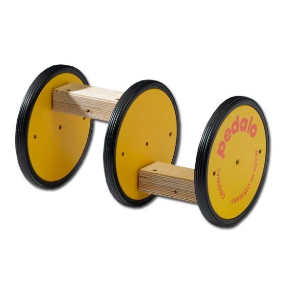 Egyszemélyes Pedalo, Pedalo Sport, gördülő roller fából