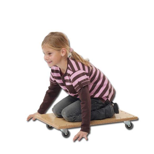Guruló deszka pedalo® (Pedalo) 60x35 cm , 150 kg-ig terhelhető