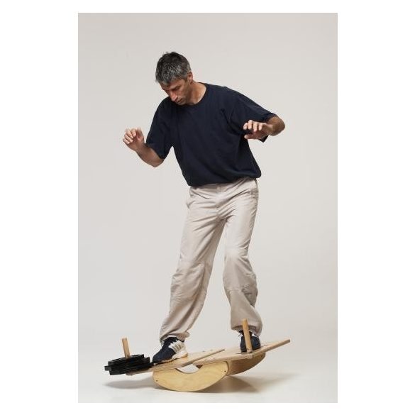 Reha-Wipp ellensúlyos egyensúly-izomfejlesztő