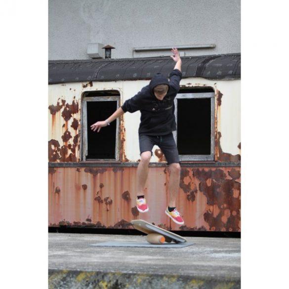 Pedalo surf  (Szörf) egyensúlyozó deszka, koordinációs trainig eszköz