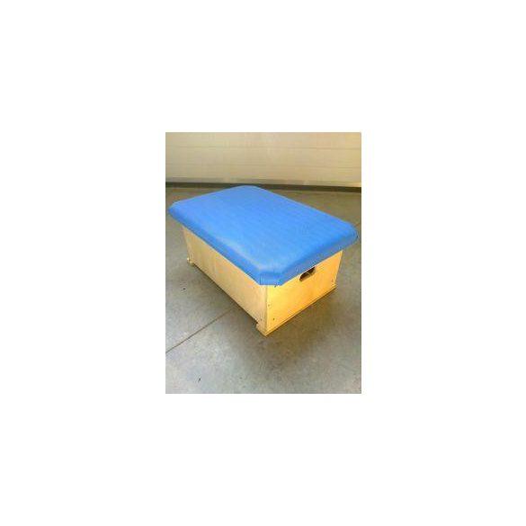 Tornazsámoly PVC  borítással