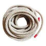 Húzókötél 15m hosszú 2,5cm átmérővel
