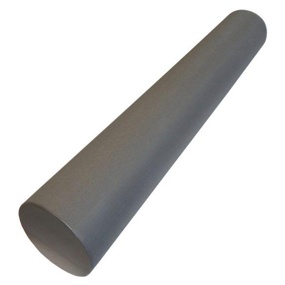 Capetan® Standard keménységű SMR henger 15x90cm méretben szürke színben sima