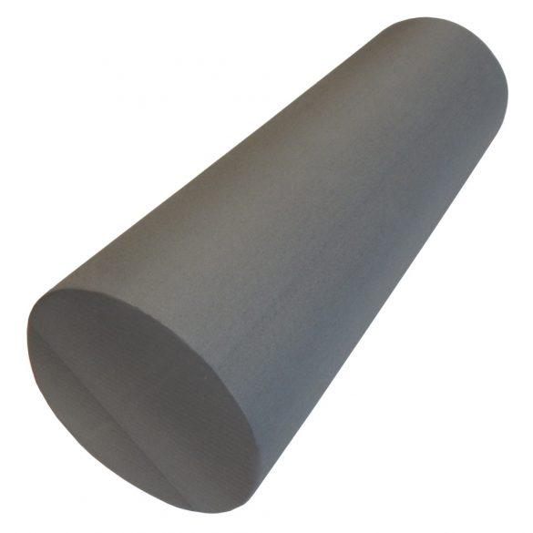 Capetan® Standard keménységű SMR henger 15x45cm méretben szürke színben sima
