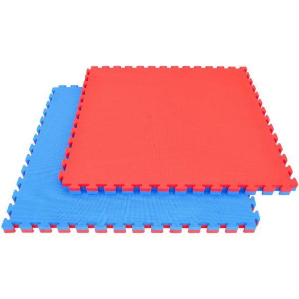 Capetan® Floor Line 100x100x2,5cm tatami padló piros/kék színben 90kg/m3 sűrűségű