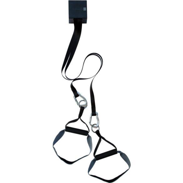 Multitréner TRX jelelgű, tárolódobozos fali rögzítőszerkezettel - Gymbox Variosling kötél