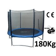 Tactic Sport 180Kg teherbírású Fly High 305 cm kültéri trambulin