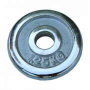 Capetan® chromozott 1,25Kg súlytárcsa 31mm lukátmérővel