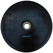 "Capetan® Sport Professional Line Olympiai 20Kg ""Bumper"" gumi anyagú súlytárcsa"
