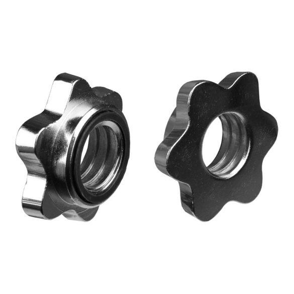 Capetan® Sport 10Kg egykezes bővíthető súlyzószett festett acél tárcsákkal