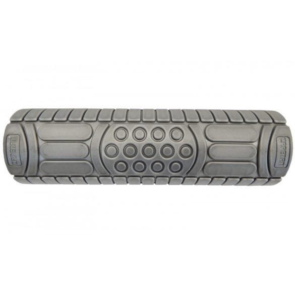 Capetan® 14x45cm HOSSZÍTOTT SMR masszázshenger ellenálló EVA felülettel - masszázs