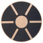 Capetan® 40cm átmérőjű Fa egyensúlyozó korong - egyensúlyozó félkör lap