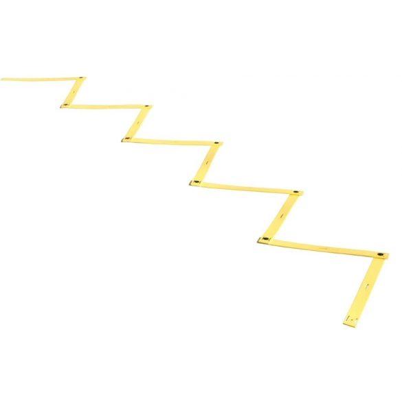 Criss Cross koordinációs létra 9 m, kihajtható, egyszínű