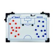 Mágneses taktikai tábla labdarúgás 45x30