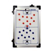 Mágneses taktikai tábla 60x45cm futball