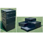 Plyo box szett 4 db-os , hab anyagból 76x82 cm,