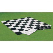 Élő sakk szerepjáték mobil műanyag játék térrel és 16-16 db