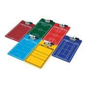 Taktikai tábla clippes acril, röplabda, színes