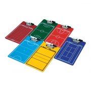 Taktikai tábla clippes színes, futball