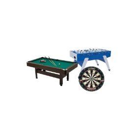 Csocsó - Billiard - Darts - Léghoki