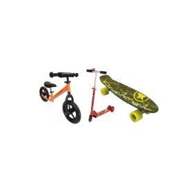 Bicikli - Korcsolya - Roller - Görkorcsolya