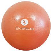 Overball Sveltus, pilates torna labda 25 cm narancs szín