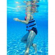 Aqua fitness öv Hydro Tone 74x22cm, 135 cm övhossz, 60-100kg